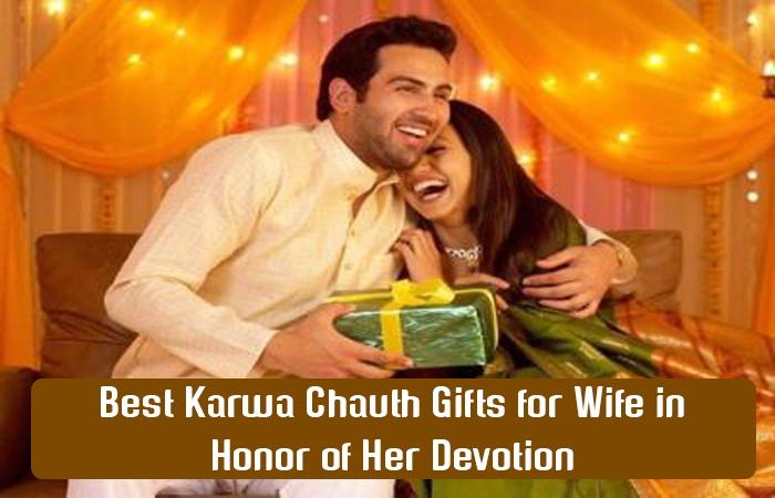 Best Karwa Chauth Gifts for Wife in Kerala to Honor of Her Devotion