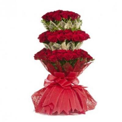 Red Roses Big Arrangement