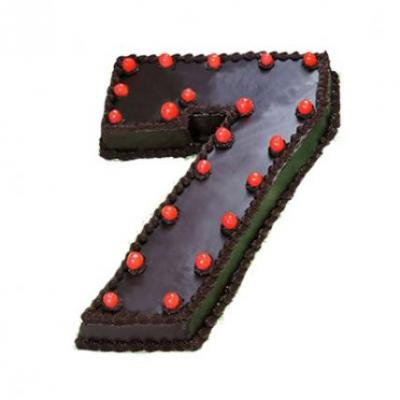 Number Cake (any number)