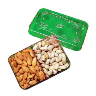 Almonds With Pistachio