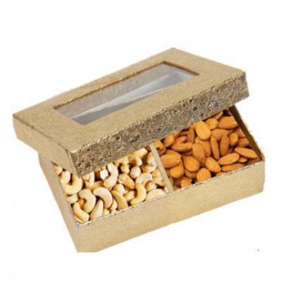 Almonds With Cashew