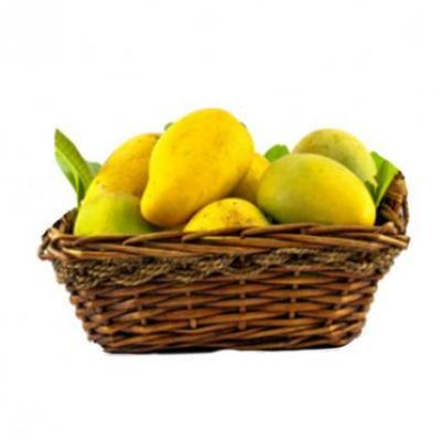 Mangoes Basket (Seasonal)