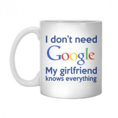 Mug For Girlfriend