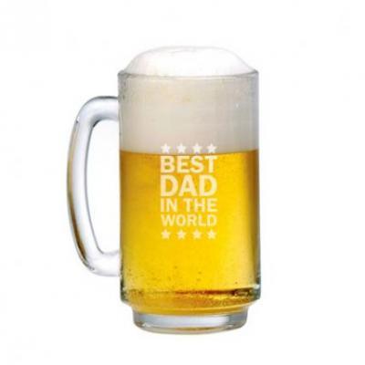 Best Dad Beer Mug