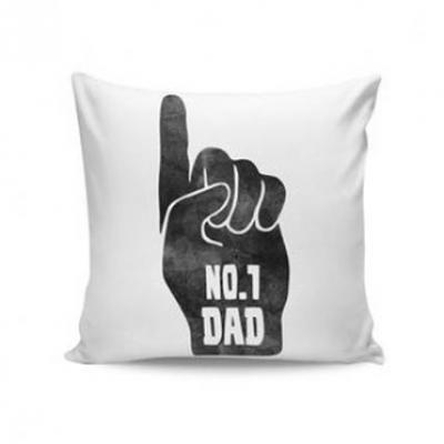No 1 Dad Cushion