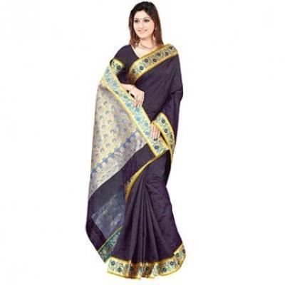 Micra Silk Saree (3011)
