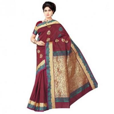 Micra Silk Saree (3006)