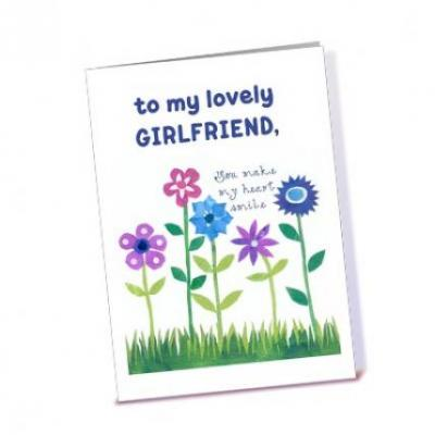 Card For Girlfriend