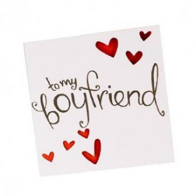 Card For Boyfriend