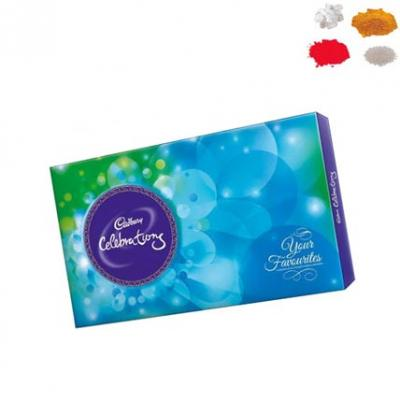 Cadbury Celebration Pack With Rolli Tikka