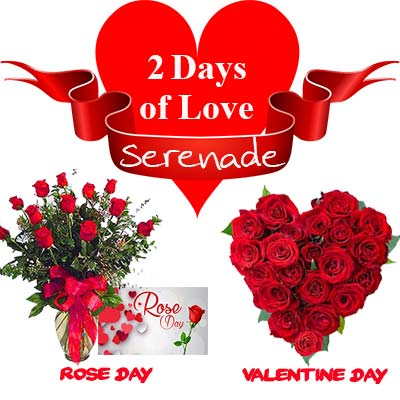 2 Days Of Love Serenade