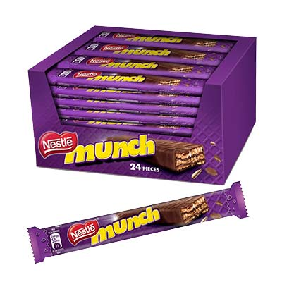 Munch Chocolate Hamper