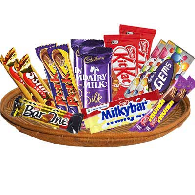 Mixed Chocolates Exclusive Hamper