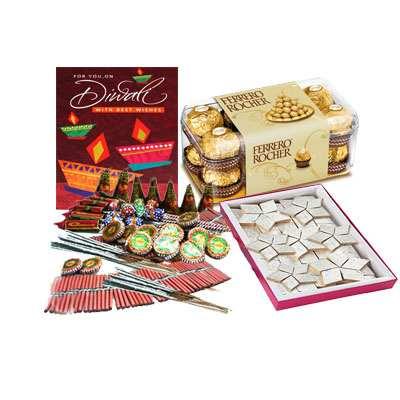 Diwali Crackers Combo