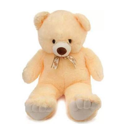 24 Inch Creamy Teddy Bear