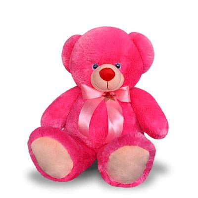 36 Inch Pink Teddy Bear