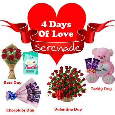 4 Days Love Serenade