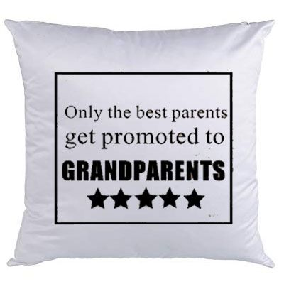 Cushion for Grand Parents