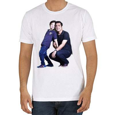 Photo T-shirt for Dad