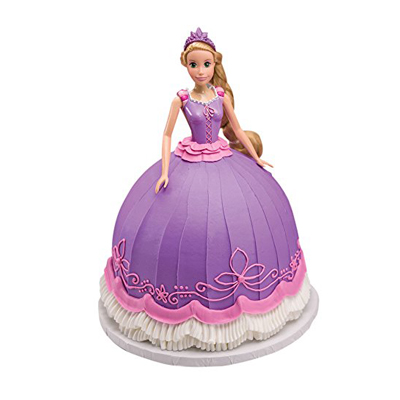 Disney Princess Doll Signature Cake