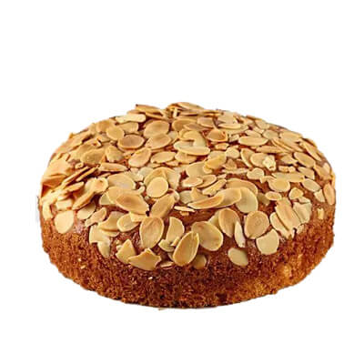 Almonds Dry Cake