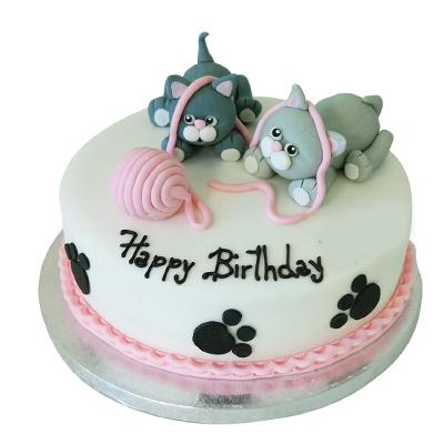 Cats Cake