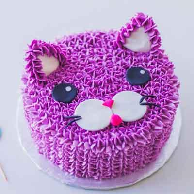 Cute Cat cake