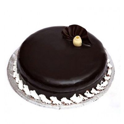 Premium Dark Chocolate Cake
