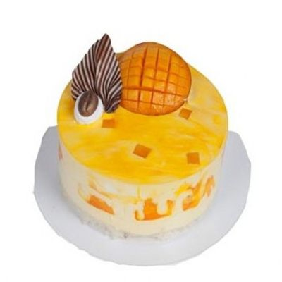 Affable Mango Cake