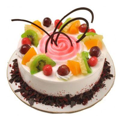 Delicious Fresh fruit Cake