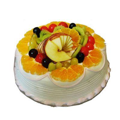 Delightful Fruit Cake