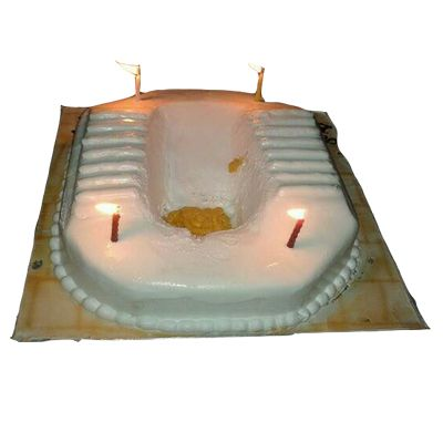 Elegance Toilet Cake