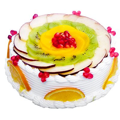 Exquisite Fruit Cake