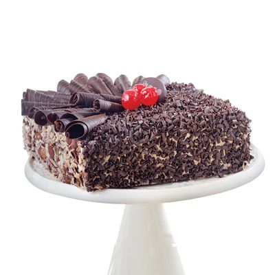 Ibaco Dark Chocolate Cake