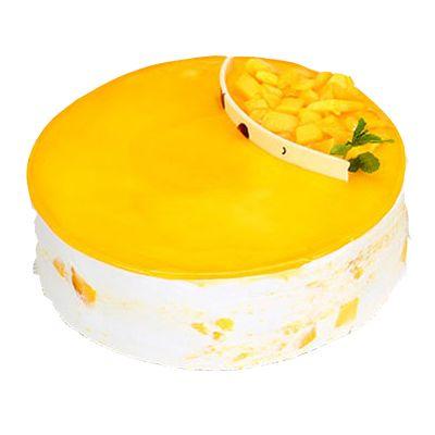 Indulgence Mango Cake