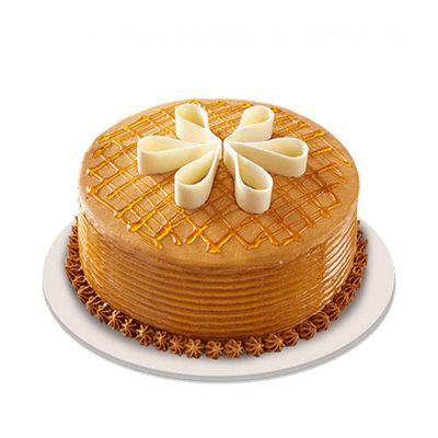 Lush Caramelt Cake