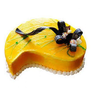 Special Mango Designer Cake