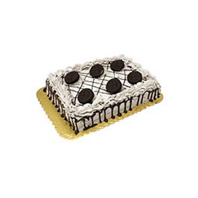 Rectangular Oreo Cake