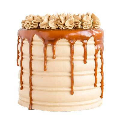 Regular Caramel Cake
