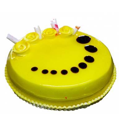 Regular Pineapple Round Cake
