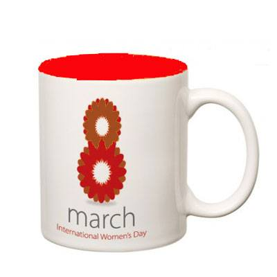 Happy Womens Day Mug