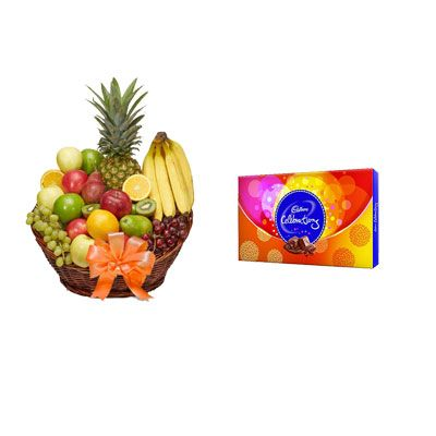 Fruit Basket & Celebration