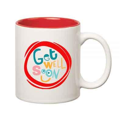 Get Well Soon Printed Mug