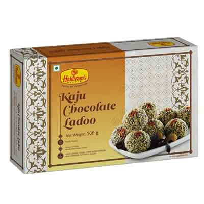 Haldiram Kaju Chocolate Laddu
