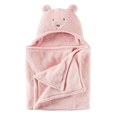 Baby Hooded Blanket