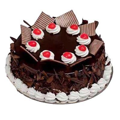 Chocolaty Black Forest Cake