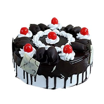 Gateau Black Forest Cake