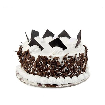 Special Round Black Forest Cake