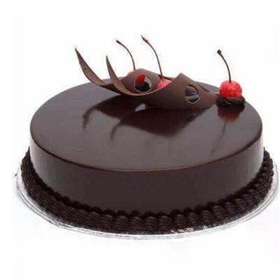 Chocolaty Truffle Cake