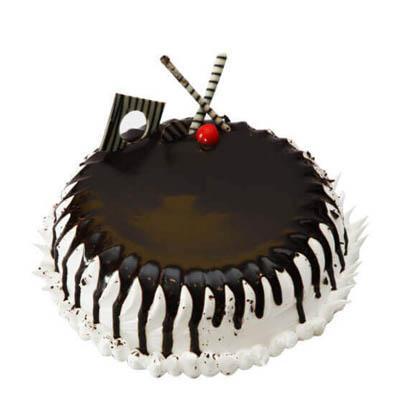 Delicious Choco Vanilla Sagittarius Cake